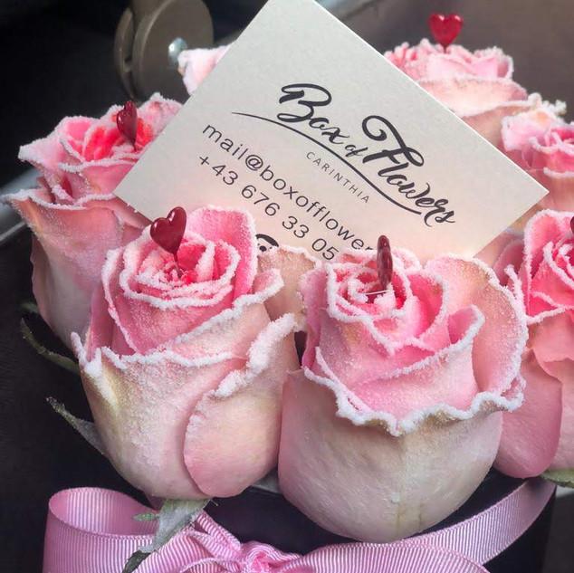 Box of Flowers Carithia
