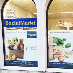 SozialMarkt Waidmannsdorf
