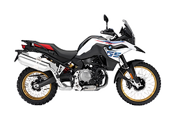 BMW F850GS - Driving Area