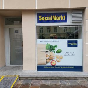 SozialMarkt St.Veit/Glan
