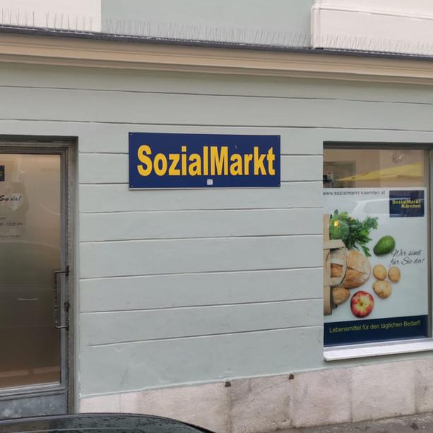 SozialMarkt Klagenfurt