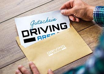 Driving Area Gutschein | Driving Area Wesendorf |onroad offroad |  BMW KTM Yamaha