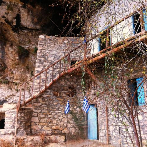 old monastery