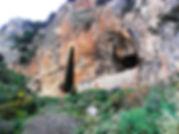 old monastery panagia zagouna