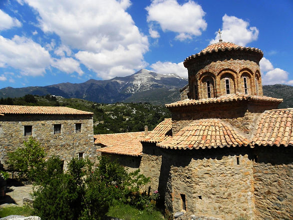 monastery of Golas