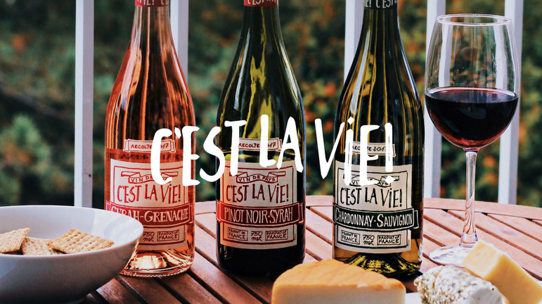 C'est La Vie Wines