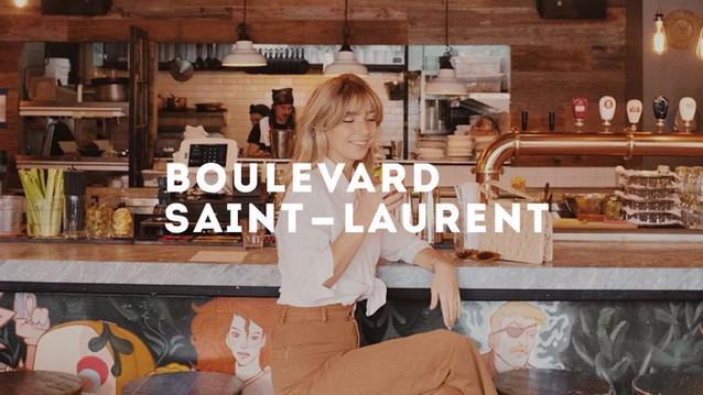 BOULEVARD ST LAURENT