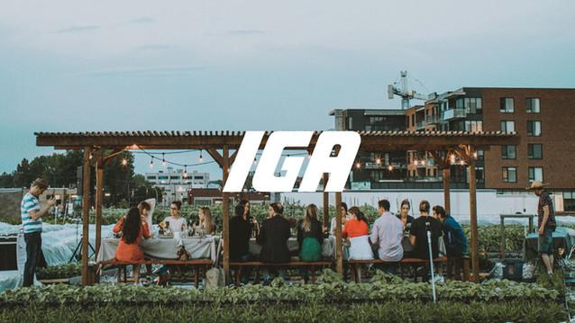 ROOF COSTS - IGA
