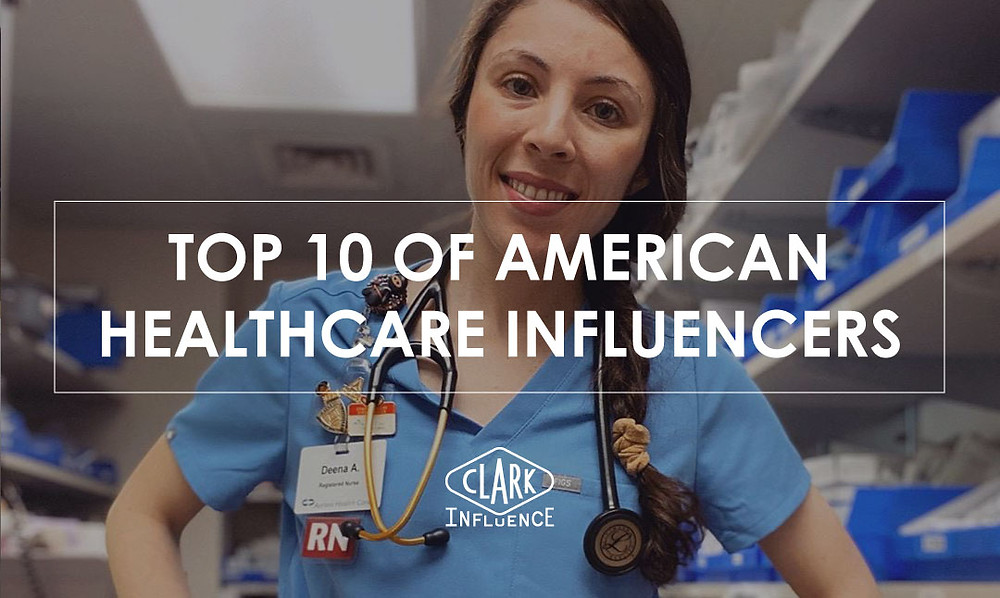 American healthcare influencers