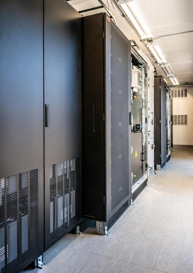 Portable Backup Data Center