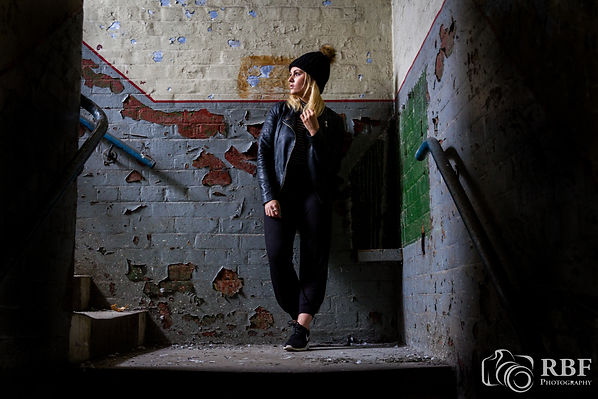 Street style fashion shoot by RBF Photography