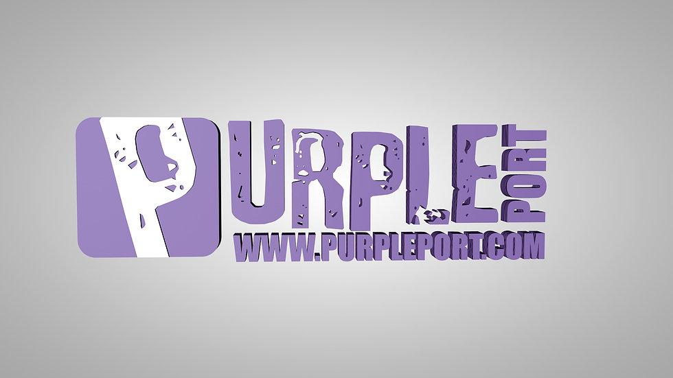 Purpleport logo