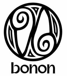 bonon kyotoロゴマーク