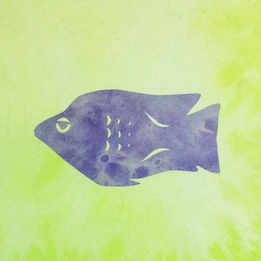 ねむい金魚