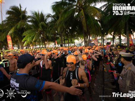 Ironman 70.3 Bangsaen 2019