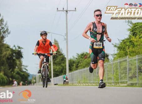 Tri Factor Series Hua Hin Sprint Triathlon Race Recap