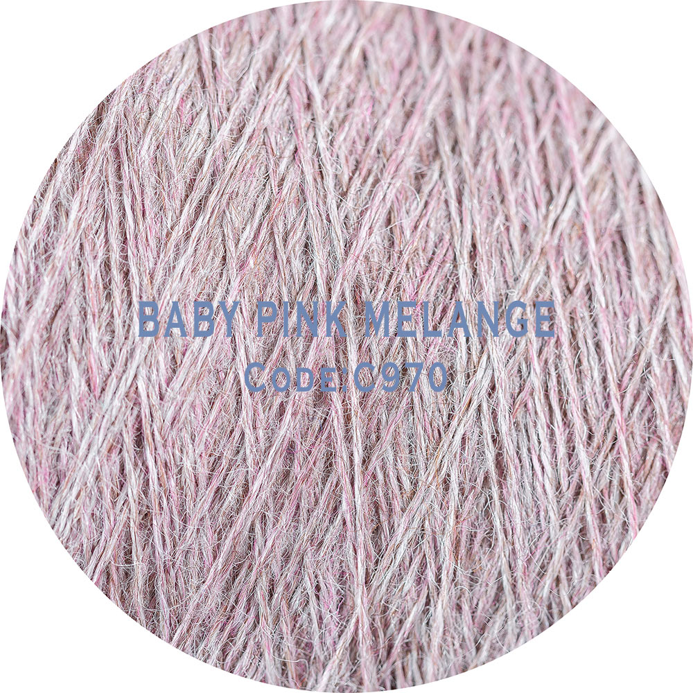 Baby-pink-melange-C970