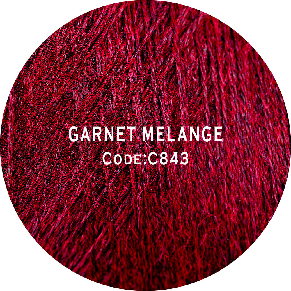 Garnet-melange-C843
