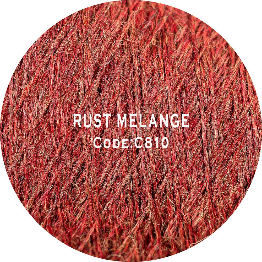 Rust-melange-C810