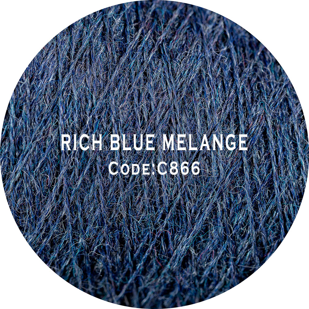 Rich-blue-melange-C866