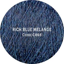 Rich-blue-melange-C866