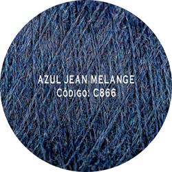 Azul-jean-melange-C866