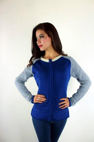Long Sleeve Stand Collar Zip-Up Knitwear Cardigan Knitting coat jacket new winter autumn Women sweater Slim.
