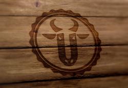 Logo Brand Kopf