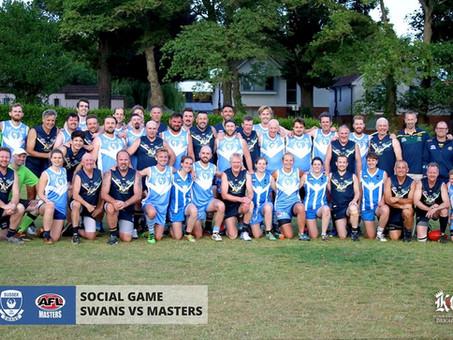 Sussex Swans Join AFL London