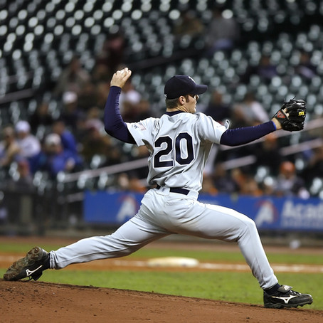 How To Develop A Powerful Pitching Stride