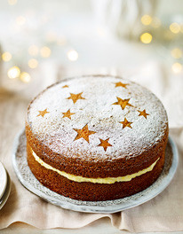 Mary Berry's Orange Spice Cake