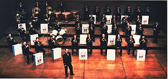 BF en disposition Big Band