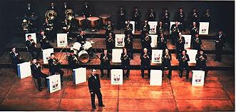 BF en disposition Big Band