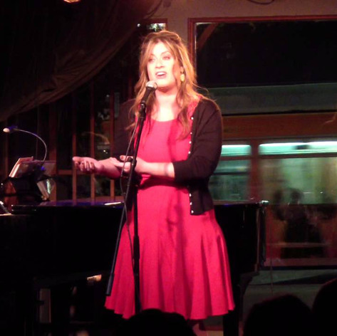 """Kate Ponzio performs """"Screw Loose"""" from Crybaby"""