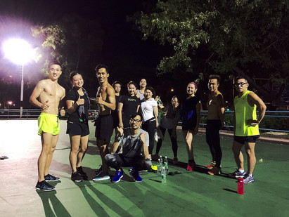 跑步/戶外訓練