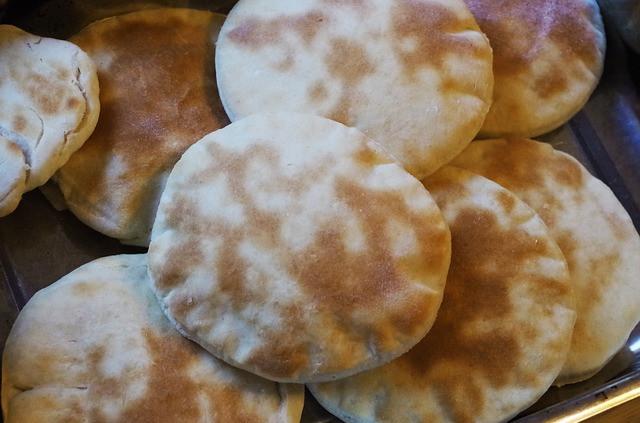 Pane senza lievito in padella