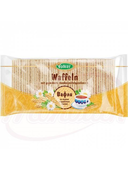 Вафли со вкусом сгущённого молока 220g