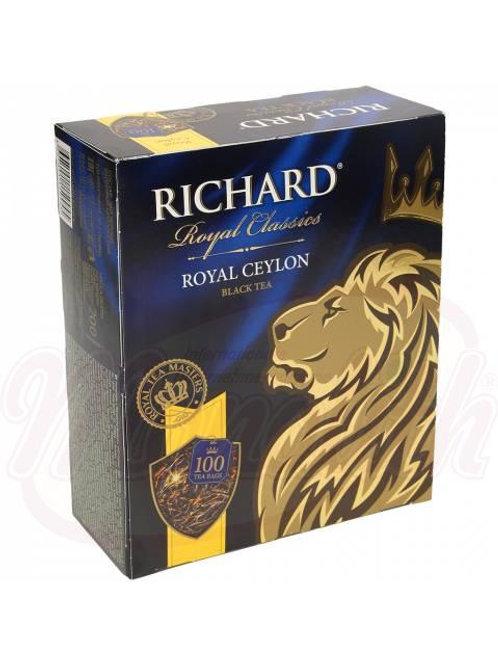 """Цейлонский чай """"Richard Royal Ceylon"""" 200g"""