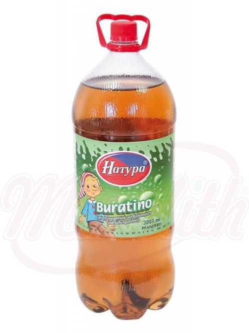 "Газированный напиток ""Буратино"" 3l"