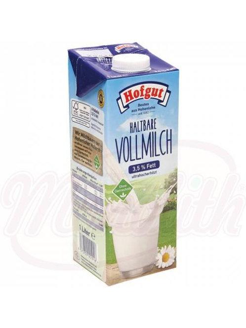 Молоко 3,5% жирности1l