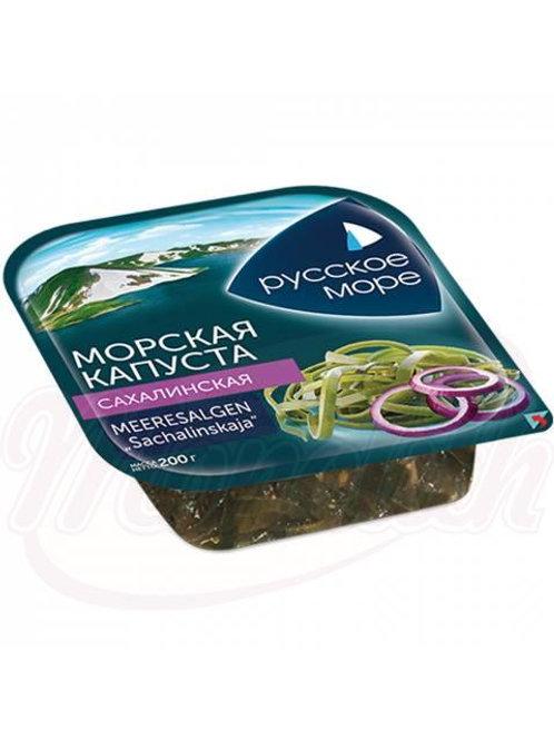 "Салат из морской капусты ""Сахалинская"""