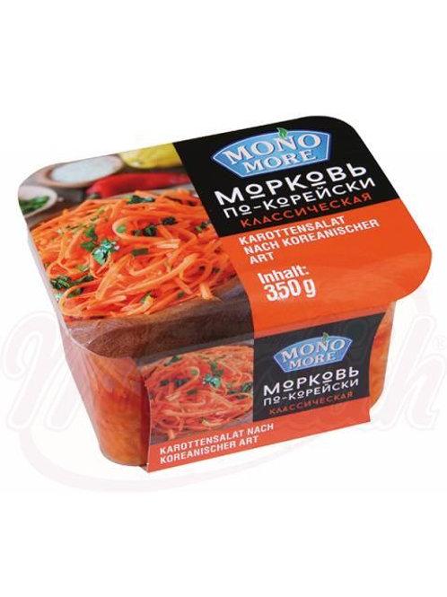 Морковиь по-корейски классическая 350g