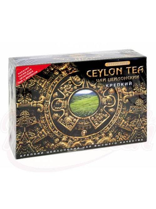 Чай цейлонский, крепкий 180g