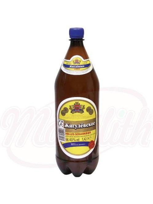 """Пиво """"Жигулёвское"""", 4,0% алк. 1.35l"""