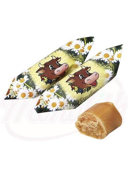 """***Молочные конфеты """"Коровка"""" 100g"""