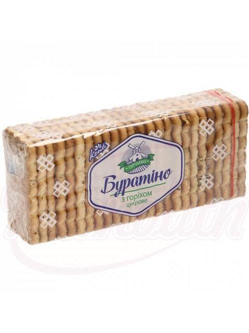 """Печенье """"Буратино"""" с орехами 450g"""