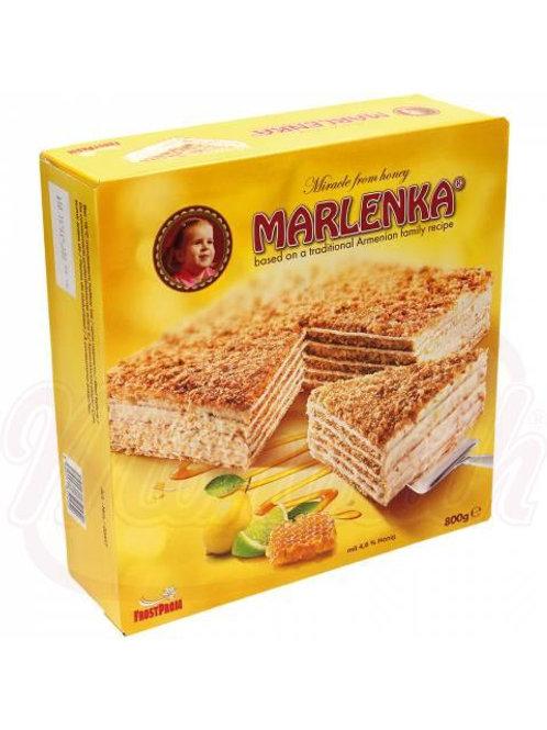 """Торт """"Марленкa"""" лимонный"""