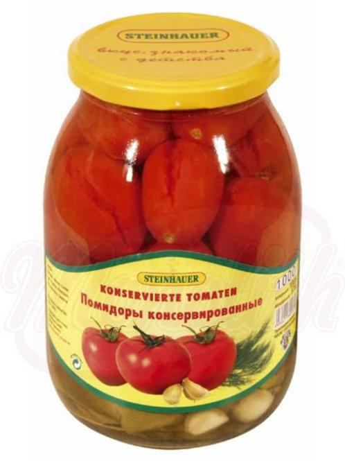 Помидоры консервированные без уксуса 2650 ml box-6stuk