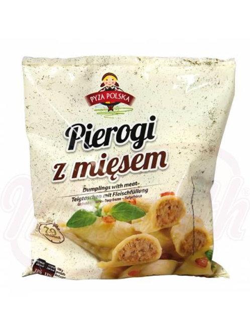 Пельмени польские с мясом замороженные 500g