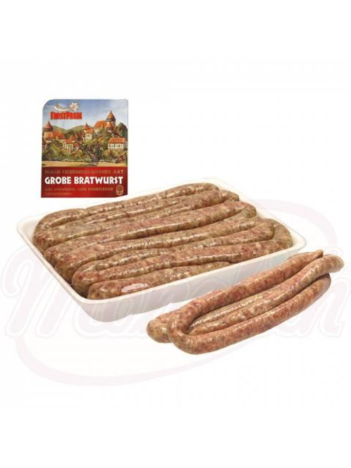 Колбаска для гриля крупного помола 1kg